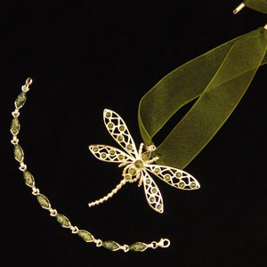 Dimple's Imports India Style Dragonfly Jewelry